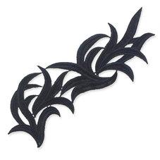 TRIBAL - svart