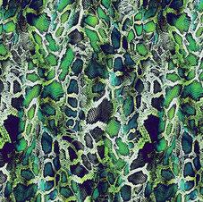SNAKE - green