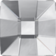 2483 Classic Square Crystal (001) 10 mm