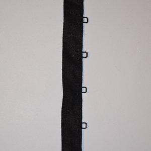 HYSKBAND - svart