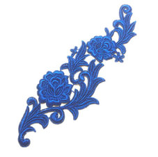FLOWER  - blå