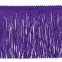 GLITTERFRANS - lila, 15 cm