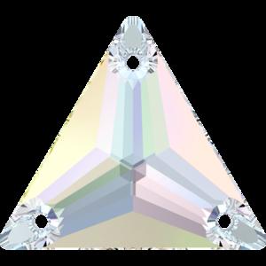 3270 Crystal AB (001 AB) 22 mm