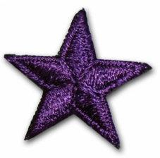 Stjärna - lila