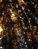 REVERSIBLE 8 mm - svart/guld