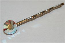 HÅRNÅL   Crystal AB - silver