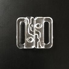 BIKINISPÄNNE - transparent / fäste 1,5 cm