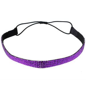 STRASSPANNBAND - purple