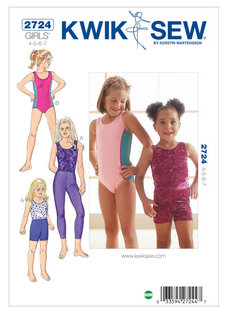 Tights, Shorts & Body 4-7 år