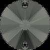 3200 Jet Hematite (280 HEM) 12 mm