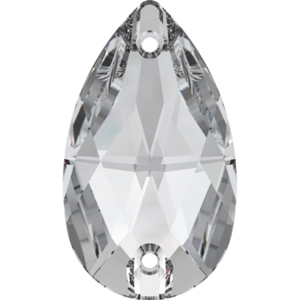 3230 DROPPE 28x17 mm Crystal (001)