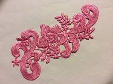 SPETSBLOMMA - rosa