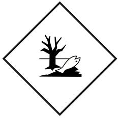 Miljøfarlige stoffer - Skilt - 25 stk