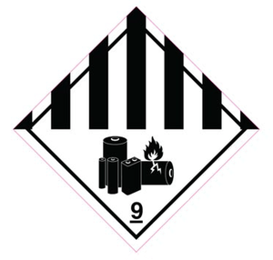 Klass 9A - Storetiketter 25x25 cm - 25 st