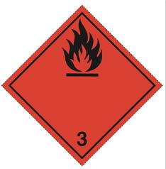 Klasse 3 - Skilt - 25 stk