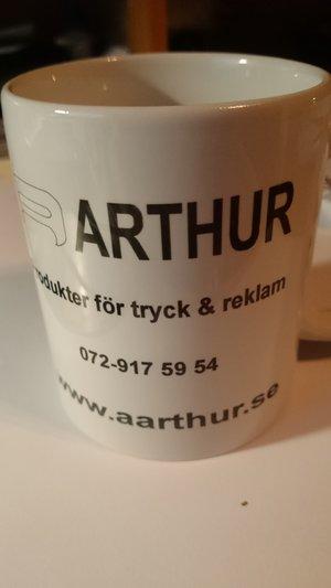 Arthur sublimeringspapper A4