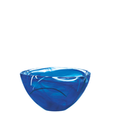 Contrast Bowl Blue Small