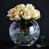Organic Vase Globe Medium