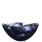 Contrast Bowl Black Large