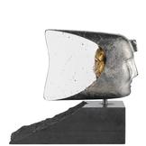 Janus Head Mellan Gold