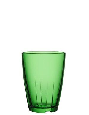 Bruk Drinking Glass Big Green 1-pack Limited- Kosta Boda