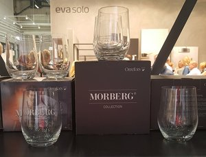 Morberg Collection Water Tumbler 4-pack - Orrefors