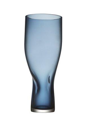 Squeeze Vas Stor Blå - Orrefors