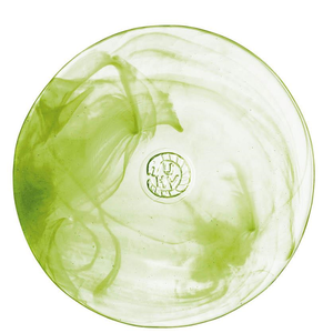 Mine Plate Lime  - Kosta Boda