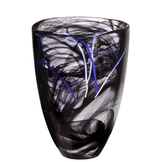 Contrast Vase Black