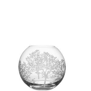 Organic Vase Globe Small - Orrefors