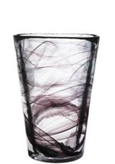 Mine Vase Black