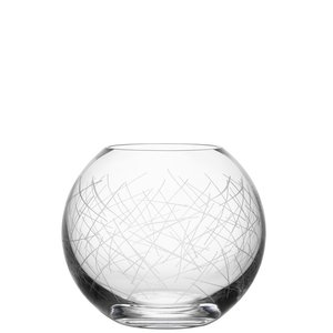 Confusion Vase Globe Medium - Orrefors