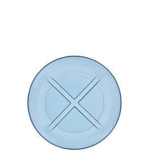 Bruk Plate Blue