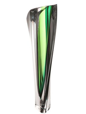 Saraband Vase Green Turquoise - Kosta Boda