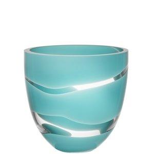 Non Stop Bowl Turquoise - Kosta Boda