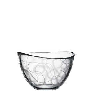 Pond Bowl Tangle Small - Orrefors