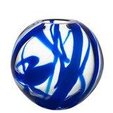 Globe Vas Blå