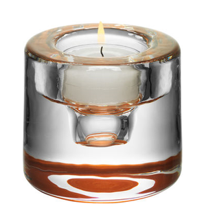 Shine Votive Copper - Orrefors