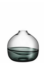 Septum Vase Smokey Grey