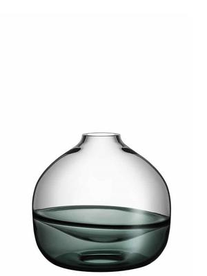 Septum Vase Smokey Grey - Kosta Boda