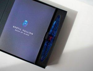 Book of Glass Vessel Edition Bertil Vallien - Kosta Boda