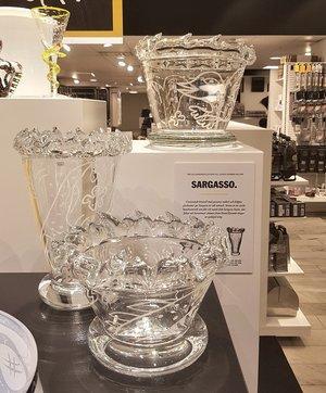 Sargasso Bowl Clear  Large - Kosta Boda