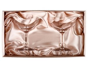 Amor Vincit Omnia Champagne Coupe 2-pack  - Orrefors