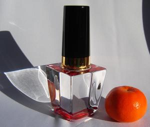 Make Up Nail Polish Red - Kosta Boda