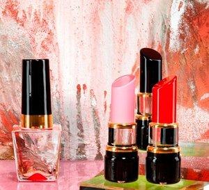 Make Up Mini Lipstick Pearl Pink - Kosta Boda