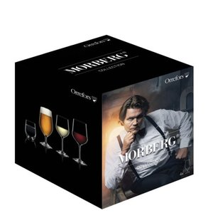 Morberg Collection Champagne 4-pack - Orrefors