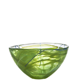 Contrast Bowl Lime Medium