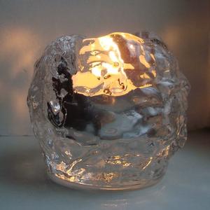 Snowball Votive Small - Kosta Boda