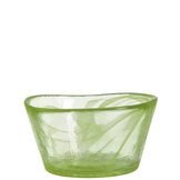 Mine Bowl Small Lime - Kosta Boda