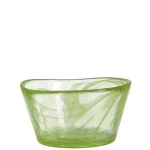 Mine Bowl Small Lime - Kosta Boda